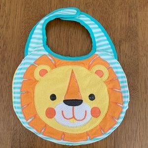 Lion Baby Bib 🦁